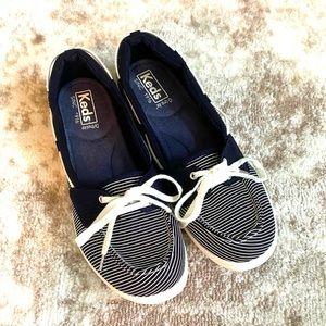 Keds Ortholite Nautical Boat Shoes (8.5)